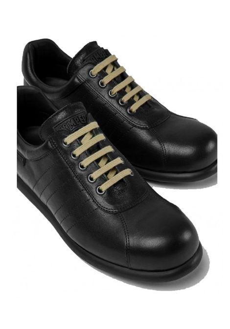 Scarpa Camper uomo Pelotas 16002 281 nera Camper | Sneakers | 16002SOWETO NEGRO