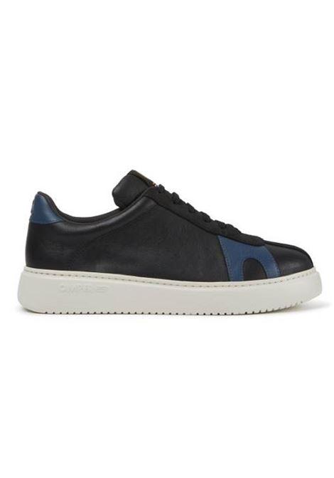 Scarpa Camper uomo Runner K21 K100743 007 black Camper | Sneakers | K100743RUG NEGRO