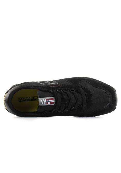 Sneaker Napapijri uomo Virtus NP0A4G8B Blu marine Napapijri | Sneakers | NP0A4G8BBLACK