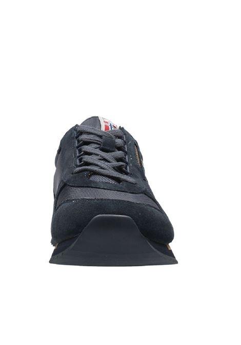 Sneaker Napapijri uomo Virtus NP0A4G8B Blu marine Napapijri | Sneakers | NP0A4G8BBLUE MARINE