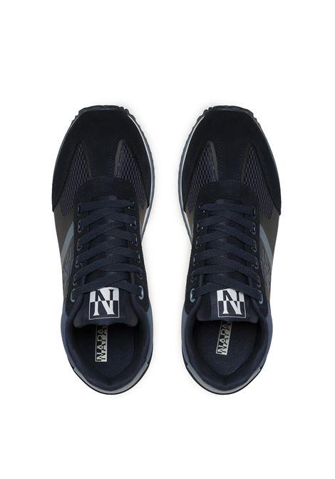 Sneaker Napapijri uomo Larch NP0A4G8M blu marine Napapijri | Sneakers | NP0A4G8MBLUE MARINE