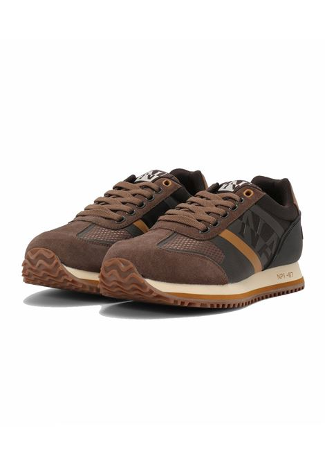 Sneaker Napapijri uomo Larch NP0A4G8M raindrum Napapijri | Sneakers | NP0A4G8MRAINDRUM