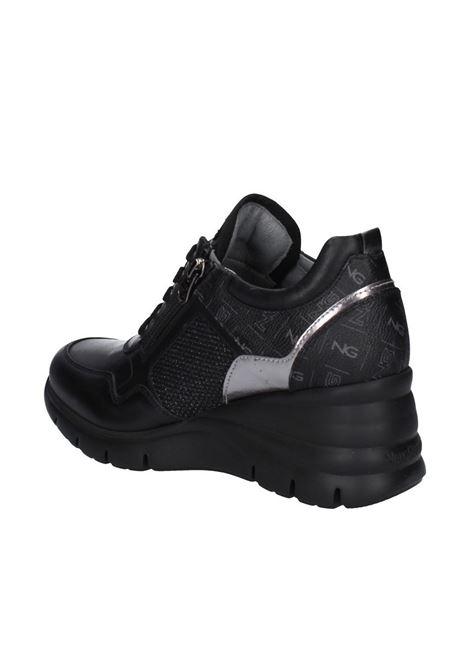Sneakers NeroGiardini donna I116880D 100 nere Nero Giardini | Sneakers | I116880D100