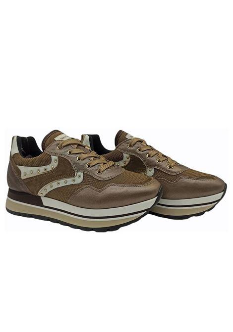 Sneakers Nero Giardini donna I116941D marrone Nero Giardini | Sneakers | I116941D322