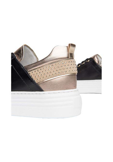 Sneakers Nero Giardini donna I117001D nere Nero Giardini | Sneakers | I117001D100
