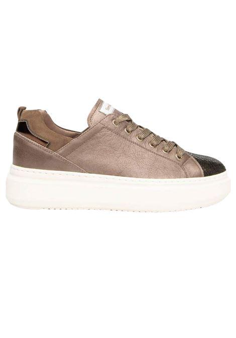 Sneakers Nero Giardini donna I117051D potting soil Nero Giardini | Sneakers | I117051D356