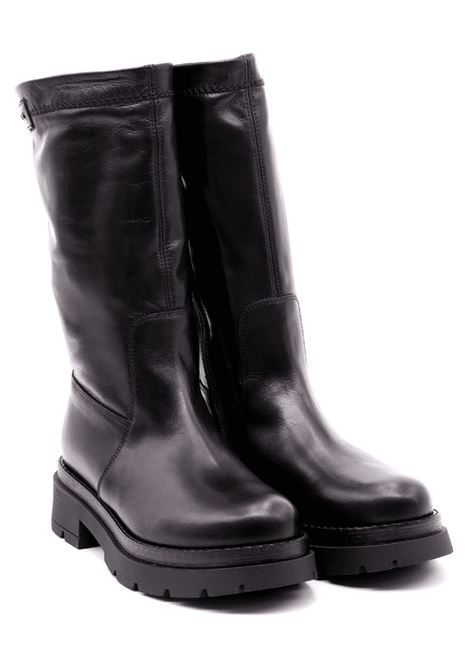 Stivali NeroGiardini donna I117126D neri Nero Giardini | Stivali | I117126D100