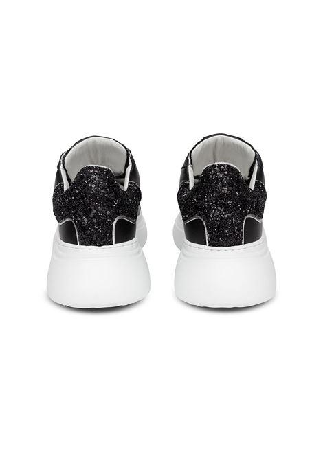 Sneakers Tonakai donna Grace nere Tonakai | Sneakers | SKLD GC01NERO