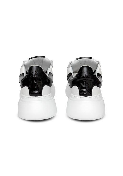 Sneakers Tonakai donna Grace bianche Tonakai | Sneakers | SKLD SW02BIANCO/NERO