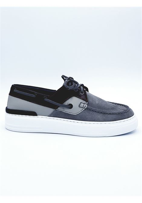 AMBITIOUS 10321 SNEAKER UOMO Ambitious | Sneakers | 10321GREY