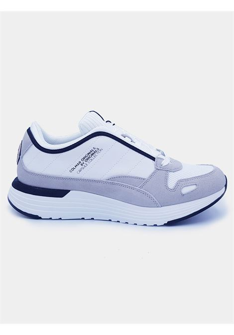 SCARPE SNEAKERS DA UOMO KEYSER X-1 GLOW WHITE Colmar | Sneakers | KEYSER X-1 GLOW207 WHITE