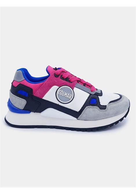 COLMAR ORIGINAL TYLER BEAT 131 SNEAKERS DA DONNA Colmar | Sneakers | TYLER BEAT 131GREY/FUCHSIA
