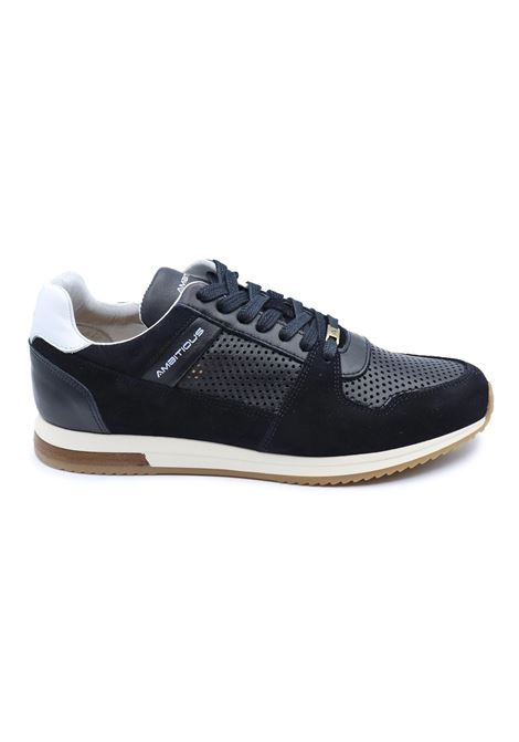 AMBITIOUS SNEAKERS 11240A-1320AM NAVY Ambitious | Sneakers | 11240ANAVY