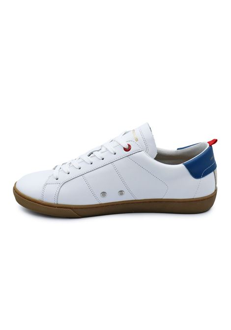 AMBITIOUS SNEAKERS 11490-5678AM WHITE/BLUE Ambitious | Sneakers | 11490WHITE/BLUE