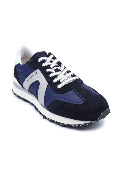 AMBITIOUS SNEAKERS 11538-1320 AM NAVY/WHITE  Ambitious | Sneakers | 11538NAVY/WHITE