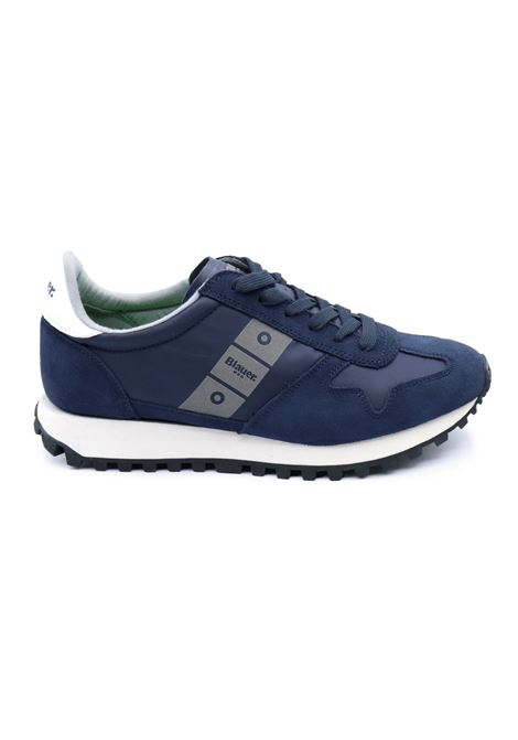 BLAUER SNEAKERS UOMO S1DAWSON01/NYS NAVY Blauer | Sneakers | S1DAWSON01/NYSNAVY