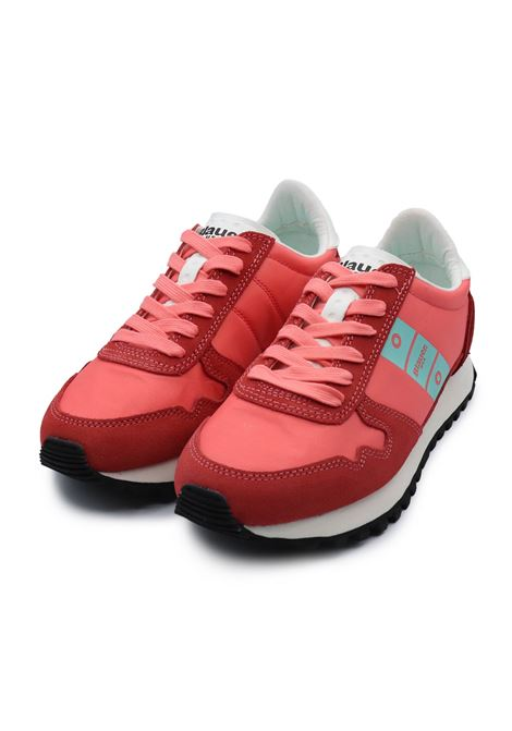 BLAUER SNEAKERS DONNA S1MERRILL01/NYS CORAL Blauer | Sneakers | S1MERRILL01/NYSCORAL
