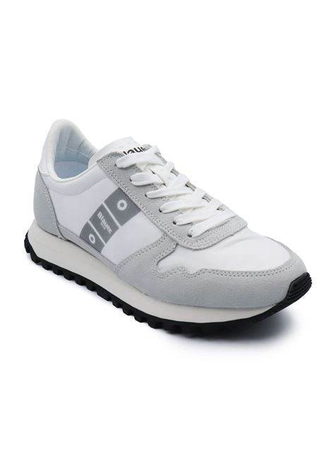 BLAUER SNEAKERS DONNA S1MERRILL01/NYS WHITE Blauer   Sneakers   S1MERRILL01/NYSWHITE