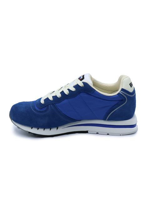 BLAUER SNEAKERS UOMO S1QUARTZ01/MES ROYAL BLUE Blauer | Sneakers | S1QUARTZ01/MESROYAL BLUE