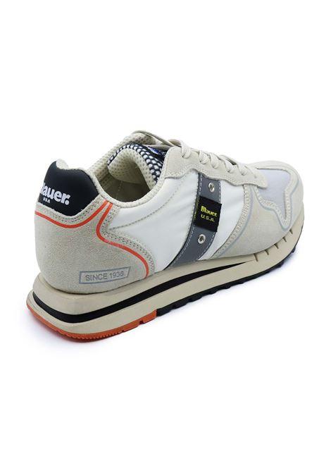 BLAUER SNEAKERS UOMO S1QUARTZ01/TEX STONE Blauer | Sneakers | S1QUARTZ01/TEXSTONE