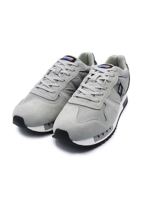 BLAUER SNEAKERS UOMO S1QUEENS01/MES GREY Blauer | Sneakers | S1QUEENS01/MESGREY