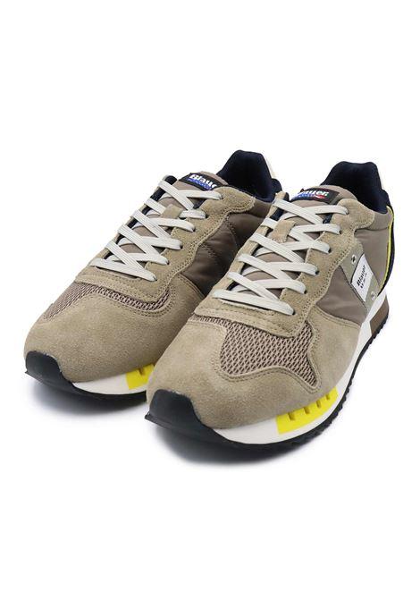 BLAUER SNEAKERS UOMO S1QUEENS01/STO NUT Blauer | Sneakers | S1QUEENS01/STONUT