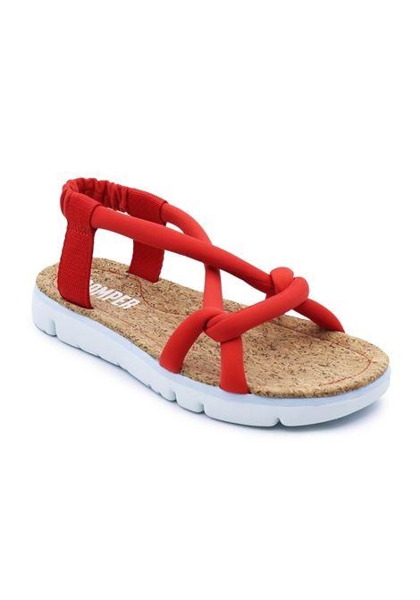 CAMPER SANDALI DONNA ORUGA K201194-001 RED Camper | Sandalo | K201194001