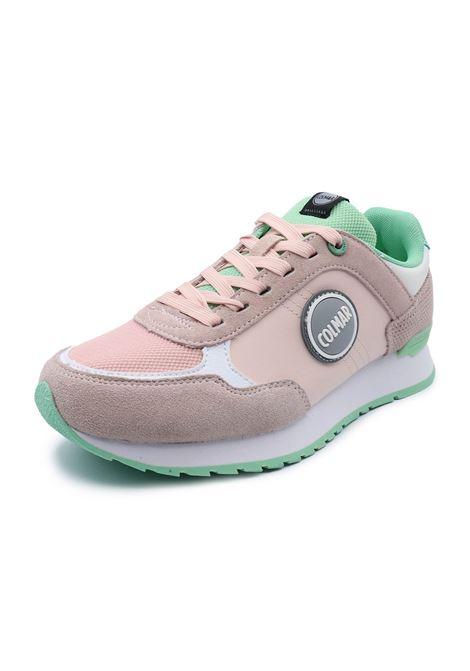 COLMAR SNEAKERS TRAVIS COLOR 136 Colmar | Sneakers | TRAVIS COLORS136