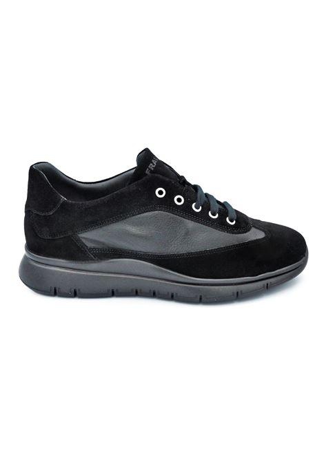 FRAU SNEAKERS 0904 NERO FRAU | Sneakers | 0904NERO