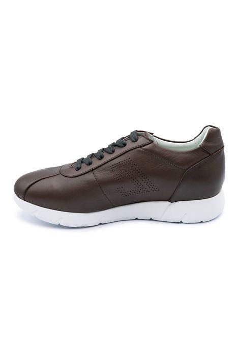 CRISTIANO GUALTIERI SNEAKERS 305 POLO NOCCIOLA Gualtieri | Sneakers | 305POLO NOCCIOLA