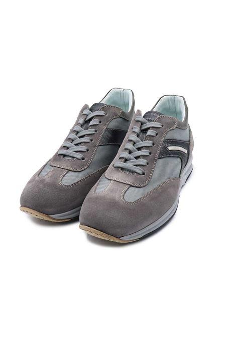CRISTIANO GUALTIERI SNEAKERS 458TX GRIGIO-CANNA DI FUCILE Gualtieri | Sneakers | 458/TXGRIGIO