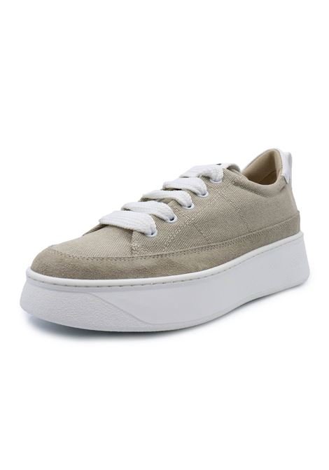 JANET & JANET SNEAKERS 01050 CALIPSO/CASSANDRA Janet & Janet | Sneakers | 01050AVORIO