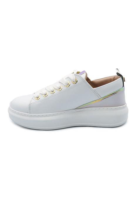 LORENZO MARI SNEAKERS FENICE BIANCO/PEACH Lorenzo-Mari | Sneakers | FENICEBIANCO/PEACH