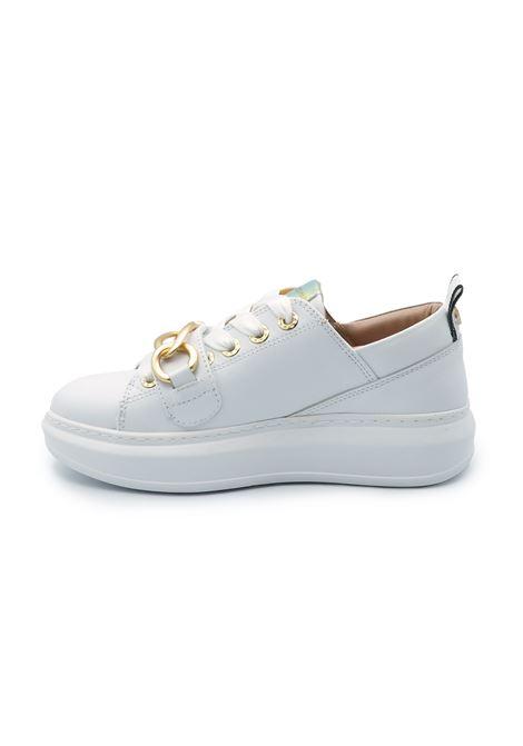 LORENZO MARI SNEAKERS LUCREZIA WHITE Lorenzo-Mari | Sneakers | LUCREZIAVITELLO BIANCO