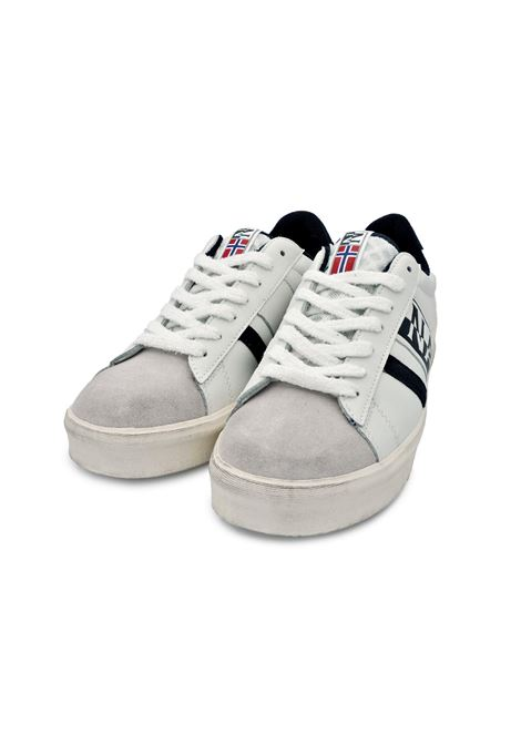 NAPAPIJRI SNEAKERS NP0A4ERTCO WHITE/NAVY Napapijri | Sneakers | NP0A4ERTCOWHITE/NAVY