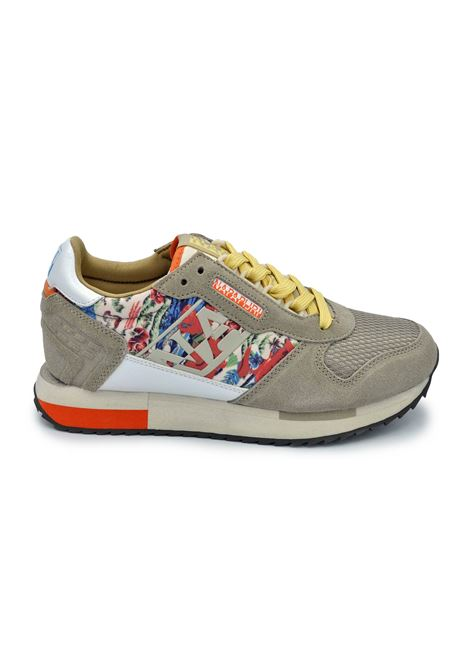 NAPAPIJRI  SNEAKERS NP0A4FKJ MINERAL BEIGE Napapijri | Sneakers | NP0A4FKJMINERAL BEIGE