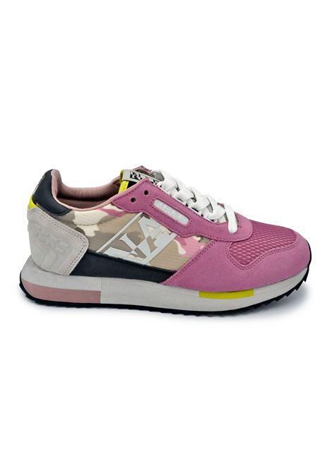 NAPAPIJRI SNEAKERS NP0A4FKJ PALE PINK Napapijri | Sneakers | NP0A4FKJPALE PINK NEW