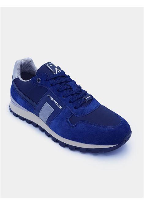 AMBITIOUS 10457 NAVY SCARPE DA UOMO SPORTIVE Ambitious | Sneakers | 10457NAVY