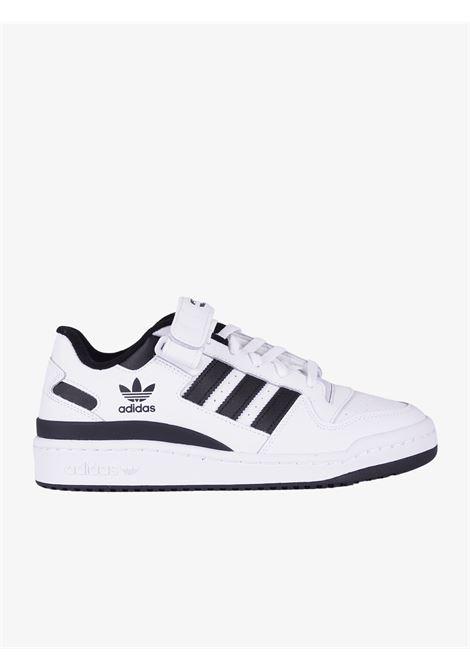Men's Forum white sneakers ADIDAS | Sneakers | FY7757FTWWHT/FTWWHT/CBLACK