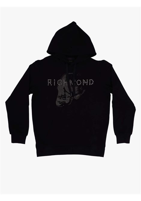 JOHN RICHMOND   Sweatshirts   RMA21174FEXXBLACK