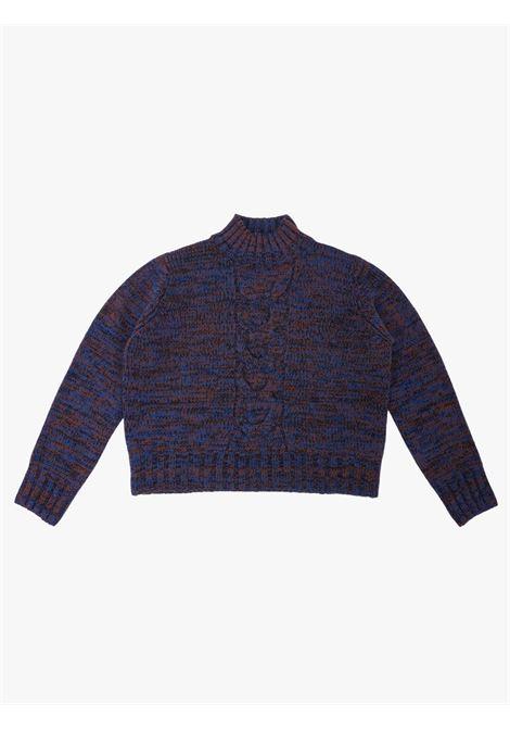 Plaited virgin wool sweater JUCCA |  | J3411045/SF657