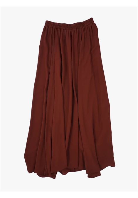 Long skirt with elastic waistband JUCCA   Skirts   J3415003/U259