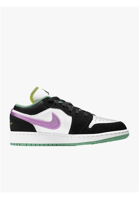 Sneakers Uomo Air Jordan Low con lo swoosh viola NIKE   Sneakers   553560-151