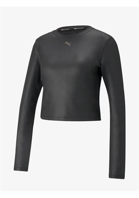 moto fitted long sleeve PUMA   Top   520929_01