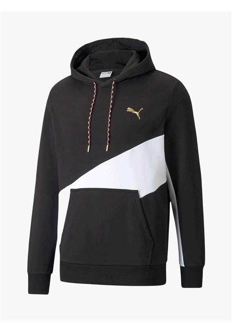 Men's Hooded Sweatshirt  PUMA | Sweatshirts | 846134_01