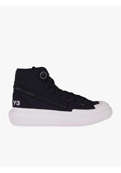 Sneakers nere Ajatu Court High Y-3   Sneakers   H05621BLACK/BLACK/CWHITE