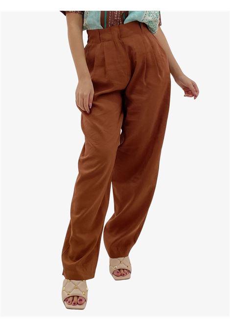 ALYSI | Pantaloni | 101129P1234RUGGINE
