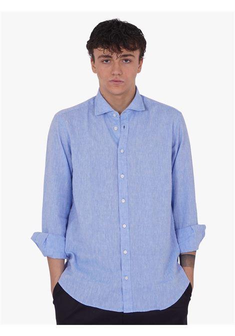 Camicia BASTONCINO | Camicie | B1116CELESTE