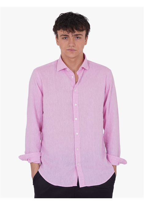 Camicia BASTONCINO | Camicie | B1116ROSA