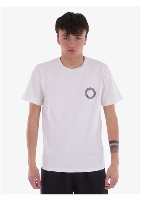 REGULART T-SHIRT White stone DANILO PAURA   T-shirt   05DP1001MST100STBIANCO